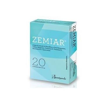 ZEMIAR 20 COMPRESSE INTEGRATORE DISTURBI PERIMENOPAUSA