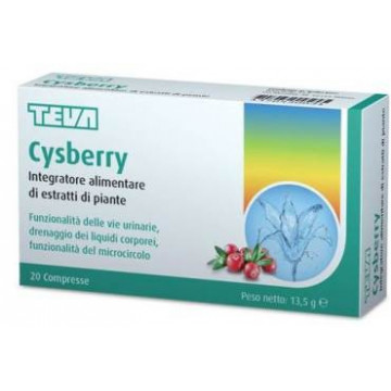 CYSBERRY TEVA 20CPR