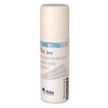 CONNETTIVINA SILVER PLUS SPRAY PER GUARIGIONE FERITE 50 ML