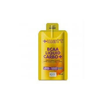 BCAA LIQUID CARBO+ LIMONE 30 ML INTEGRATORE CON BCAA