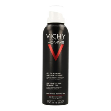 VICHY HOMME GEL DA BARBA PELLE SENSIBILE 150 ML