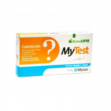 MYLAN ARMOLIPID MY TEST COLESTEROLO KIT MONOUSO 1 TEST