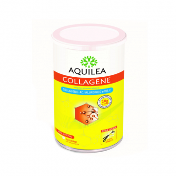 AQUILEA COLLAGENE + ACIDO IALURONICO + VITAMINA C 315 GRAMMI