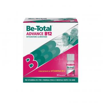 BETOTAL ADVANCE B12 INTEGRATORE ENERGIA FISICA E MENTALE 30 FLANCONCINI