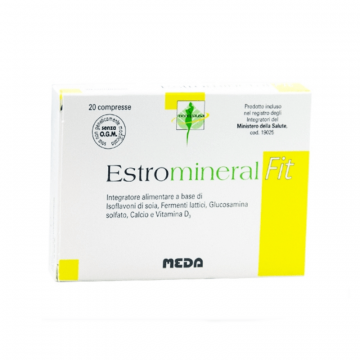 ESTROMINERAL FIT PER DISTURBI IN MENOPAUSA 20 COMPRESSE