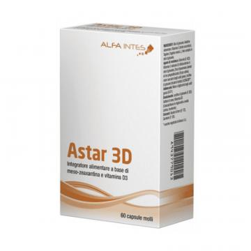 ASTAR 3D INTEGRATORE ANTIOSSIDANTE 20 CAPSULE MOLLI