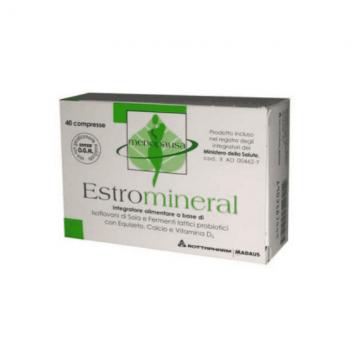 ESTROMINERAL INTEGRATORE MENOPAUSA 40 COMPRESSE
