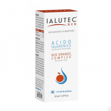 IALUTEC RED INTEGRATORE ANTI ETÀ 50 ML