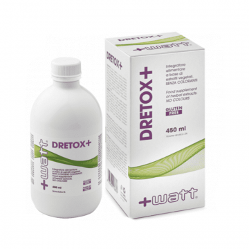 DRETOX+ INTEGRATORE DRENANTE 450 ML