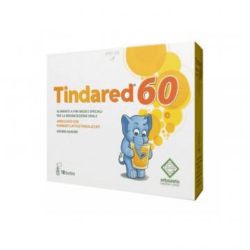 TINDARED 60 ALIMENTO PER LA REIDRATAZIONE 10 BUSTINE