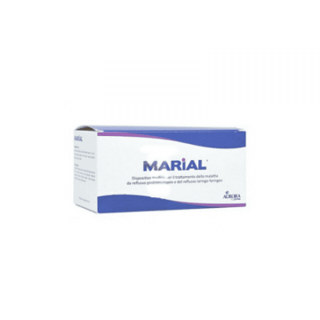MARIAL INTEGRATORE ANTIREFLUSSO 20 STICK 15 ML