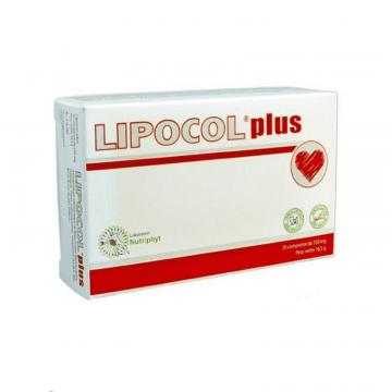 LIPOCOL PLUS INTEGRATORE CONTROLLO COLESTEROLO 30 COMPRESSE