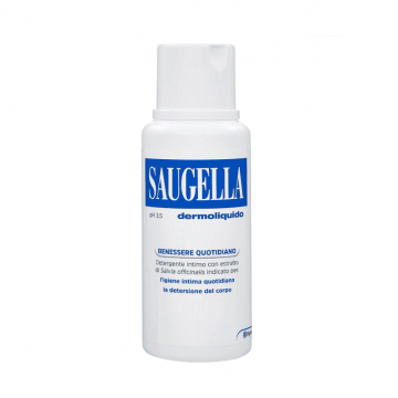 SAUGELLA DERMOLIQ PH3,5250ML