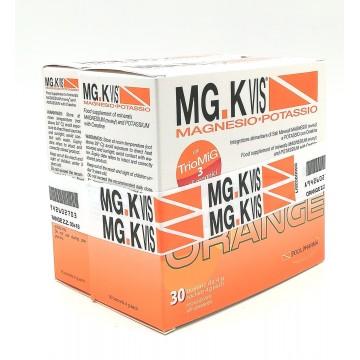 MGK VIS ORANGE 45 BUSTINE ZERO ZUCCHERO 30+15 MG K VIS