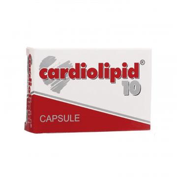 CARDIOLIPID 10 INTEGRATORE COLESTEROLO 30 COMPRESSE