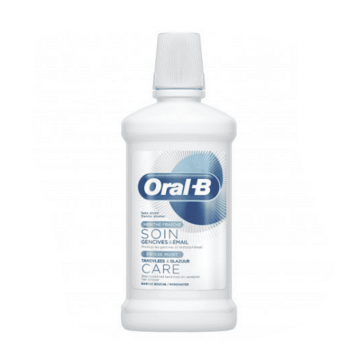 ORAL B COLLUTORIO GENGIVE SMALTO 500 ML