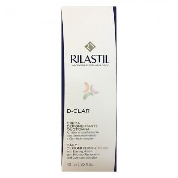 RILASTIL D-CLAR CREMA DEPIGMENTANTE 40 ML