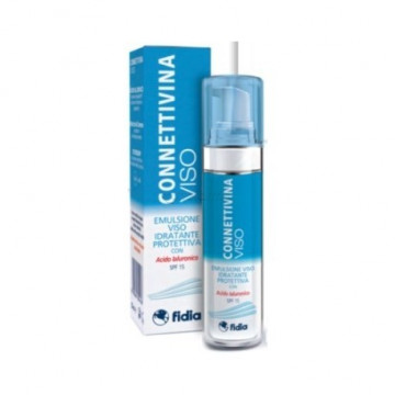 CONNETTIVINA VISO CREMA NUTRIENTE 24 ORE CON ACIDO IALURONICO 50 ML