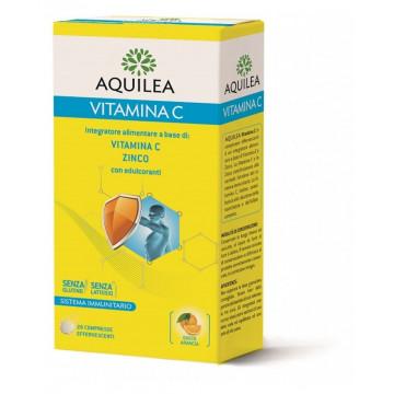 AQUILEA VITAMINA C PROMO 14 + 14 COMPRESSE EFFERVESCENTI