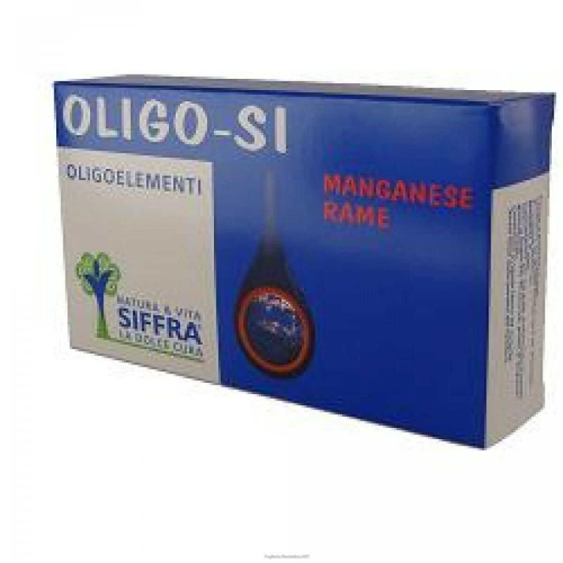 MANGANESE/CU 20F 2ML OLIGOSI