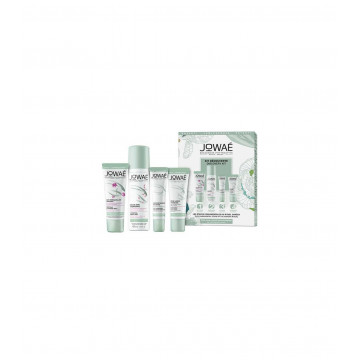 JOWAE DISCOVERY KIT STRUCCANTE+ACQUA SPRAY+ANTIMACCHIE+CREMA IDRATANTE