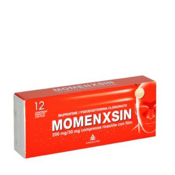 MOMENXSIN 12CPR 200MG+30MG