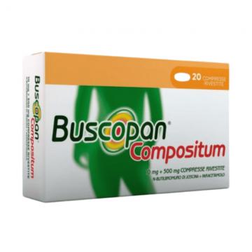 BUSCOPAN COMPOSITUM 30...
