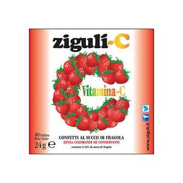 ZIGULI C FRAGOLA 40CONF 24G