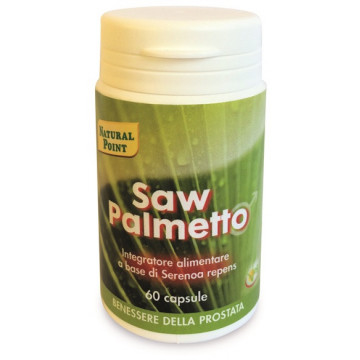 SAW PALMETTO 60CPS