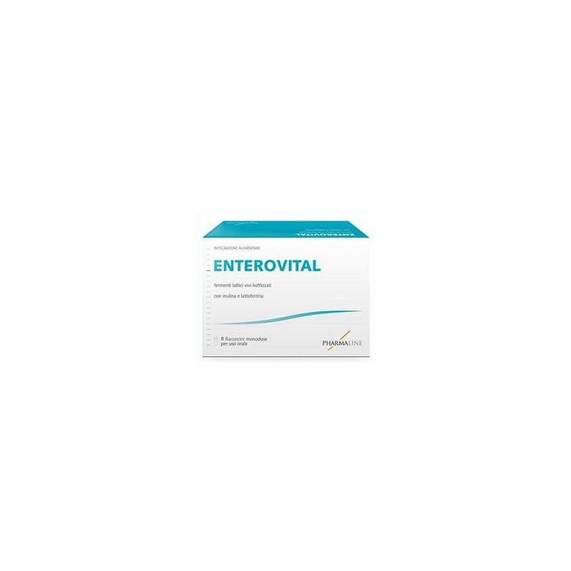 ENTEROVITAL 8F OS 10ML