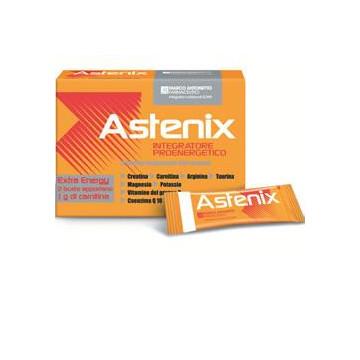 ASTENIX INTEGRATORE PROENERGETICO 12 BUSTINE