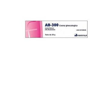 AB 300 CR GINECOLOGICA 1%30G