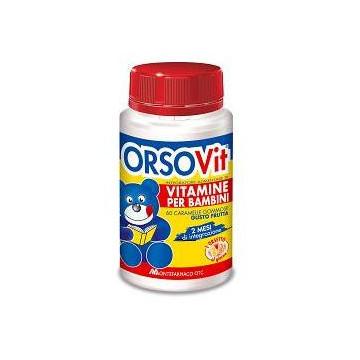 ORSOVIT CARAM GOMMS/GLUT60PZ