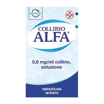 COLLIRIO ALFAGTT10ML0,8MG/ML