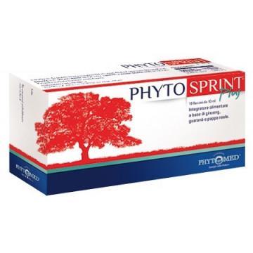 PHYTOSPRINT PLUS INTEGRATORE STANCHEZZA FISICA E MENTALE 10 FLACONCINI 10 ML