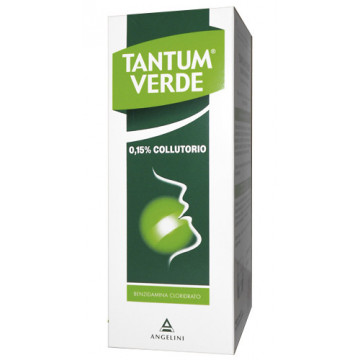 TANTUM VERDE 0,15% COLLUTORIO 240 ML