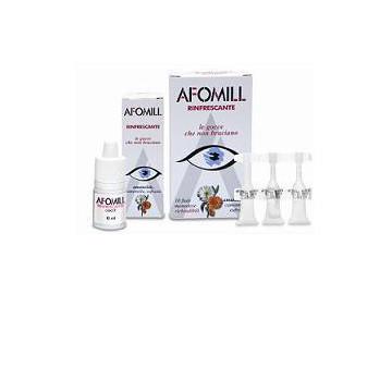 AFOMILL RINFRESCANTE10F0,5ML