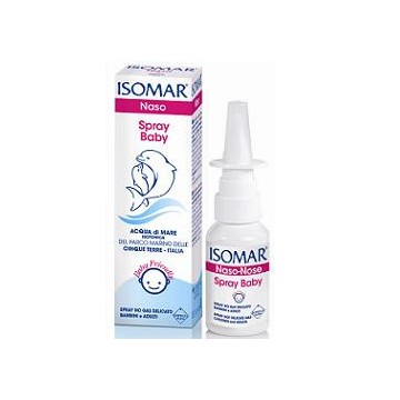 ISOMAR BABY SPRAY NO GAS30ML