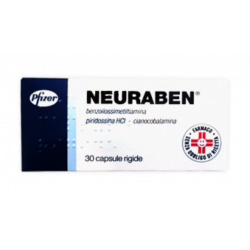 NEURABEN 30CPS 100MG