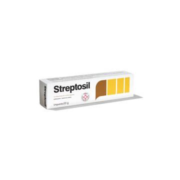 STREPTOSIL NEOMICINA 2% + 0,5% UNGUENTO 20G