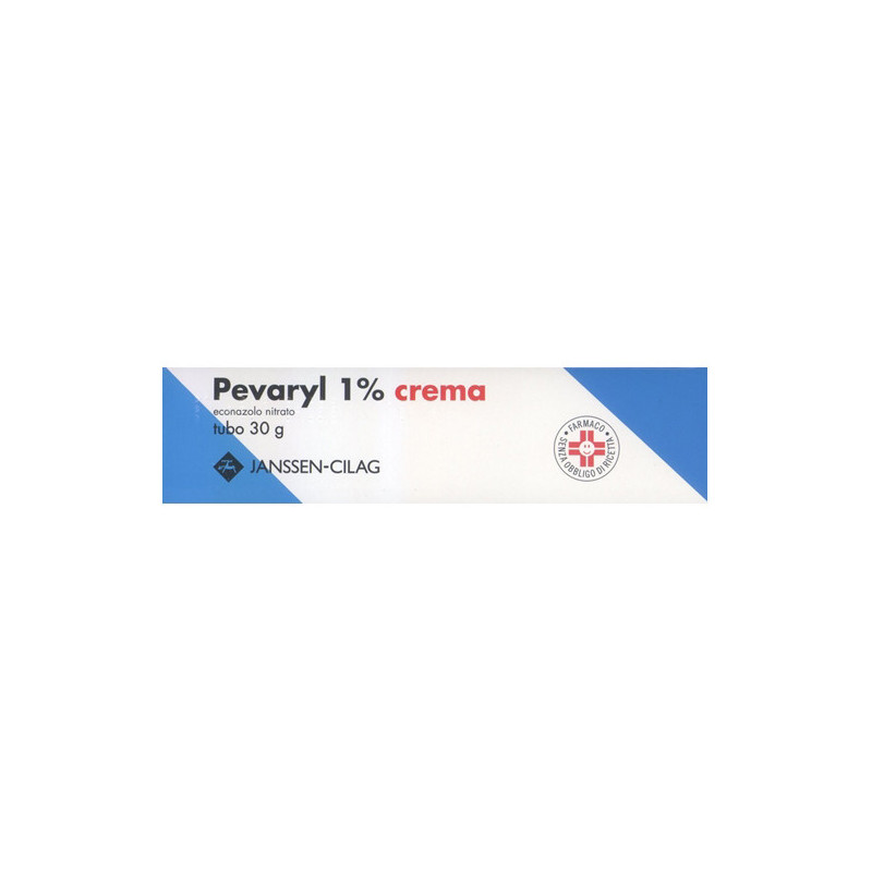 PEVARYL CREMA 30G 1%