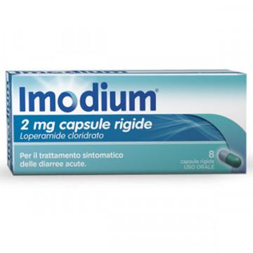 IMODIUM 8CPS 2MG
