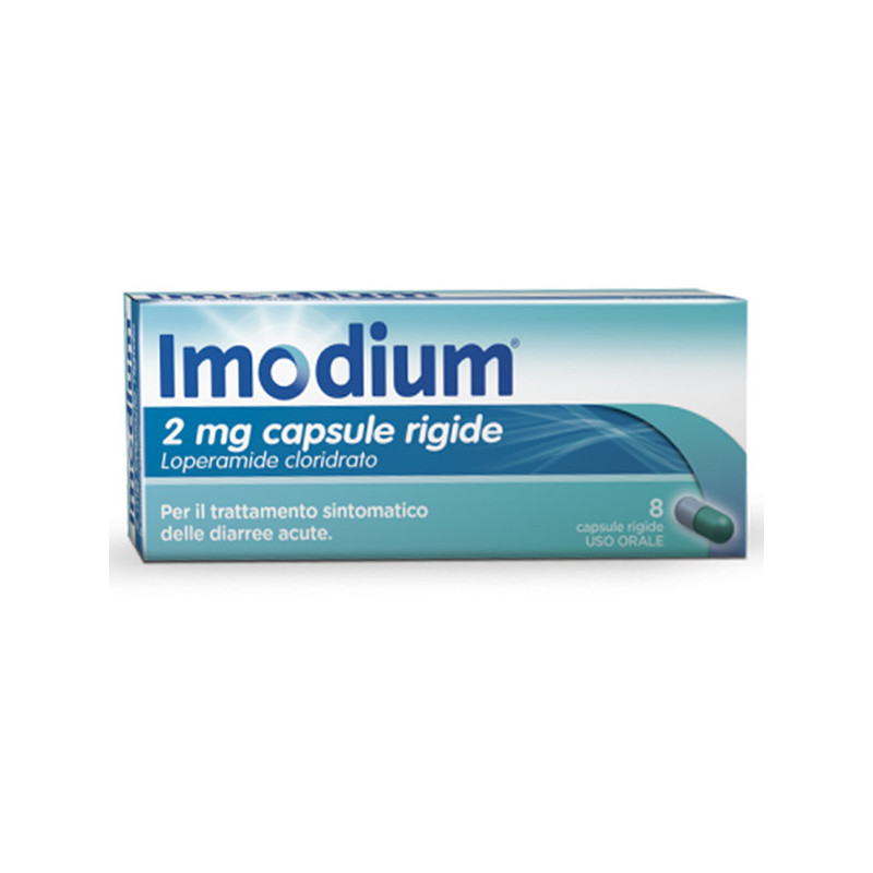IMODIUM 8CPS 2MG