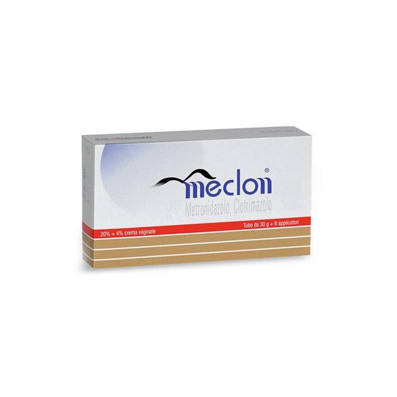 ALFASIGMA MECLON CREMA VAGINALE 30 GRAMMI