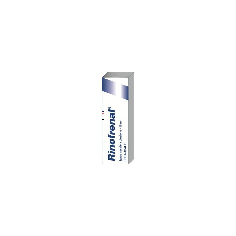 RINOFRENAL RINOL SOLUZFL15ML