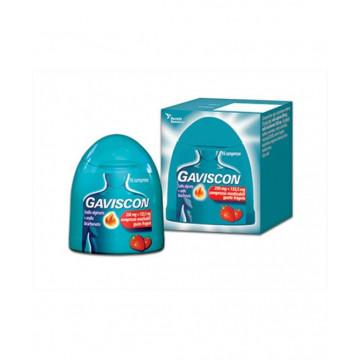 GAVISCON 16CPRFRAG250+133,5M