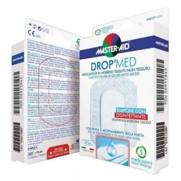 M AID DROP MED MEDICAZIONE AUTOADESIVA STERILE 7X5 CM 5 PEZZI