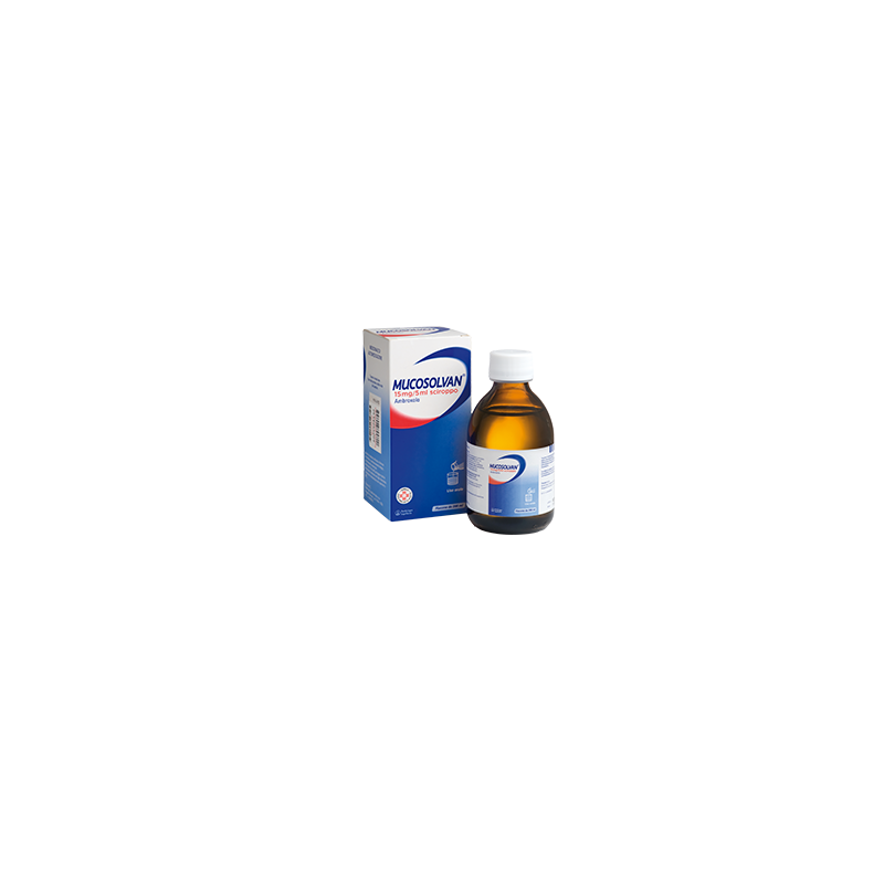 MUCOSOLVAN SCIR200ML15MG/5ML