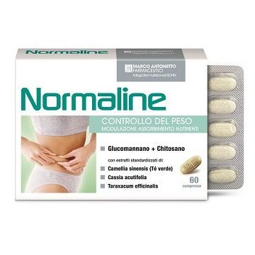 NORMALINE INTEGRATORE CONTROLLO DEL PESO 60 COMPRESSE