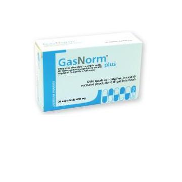 GASNORM PLUS INTEGRATORE GONFIORE ADDOMINALE 36 CAPSULE